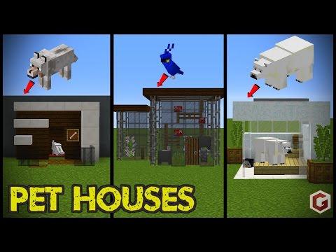 29-minecraft-pet-(animal)-house-designs!