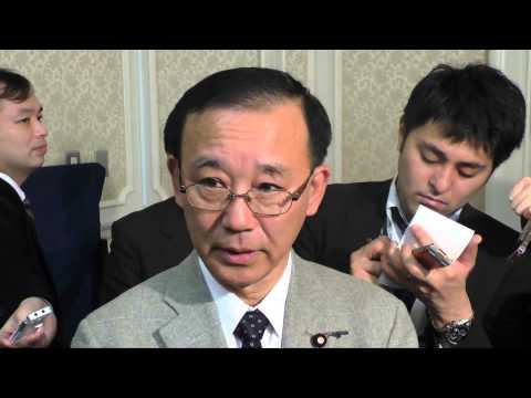 谷垣 禎一 幹事長(2014.12.24)
