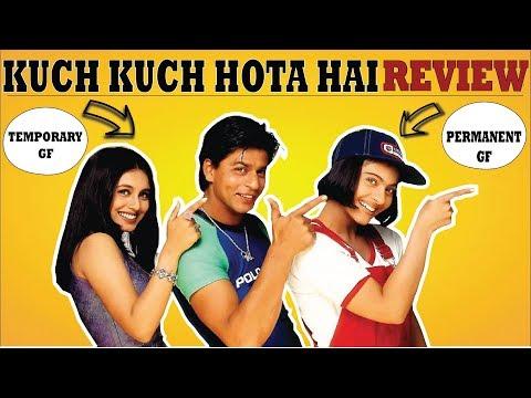 kuch kuch hota hai (1998) - REVIEW, best bollywood love triangle movie