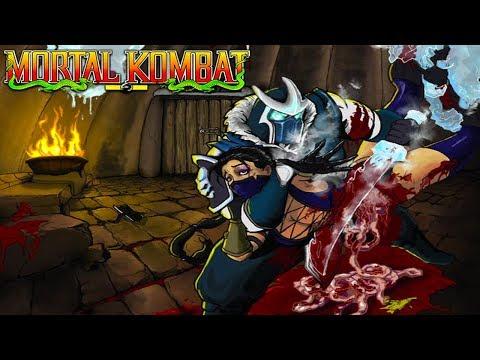 5 Outstanding Mortal Kombat DeviantART Gems thumbnail