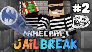Minecraft: Jail Break #2
