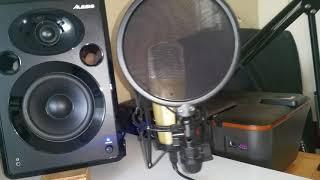 Alesis Elevate 5 mk2 short review / sound