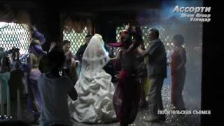 Свадьба 8.07.2016 краткий обзор(8 июля этого года нашему агентству доверили организовать и провести свадебное торжество, которое состояло..., 2016-07-10T08:58:45.000Z)