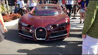 $20,000 Bugatti Chiron UBER ride  !!