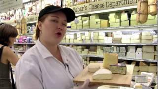 Walking in a Winter Wonderland - Zabar's Cheese Plate of the Week
