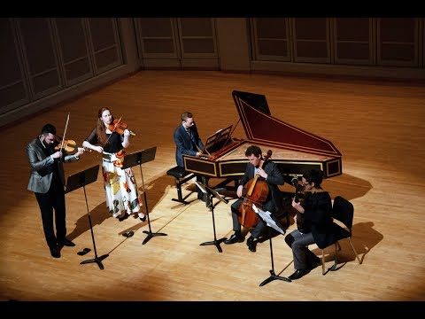 Voyage Sonique - Early Music America's 2019 Emerging Artists Showcase