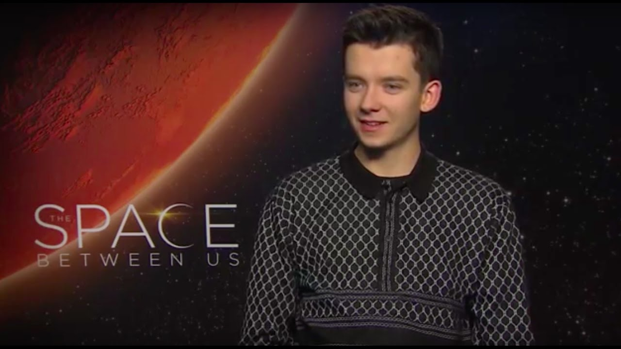 'The Space Between Us' Interview with Asa Butterfield ...