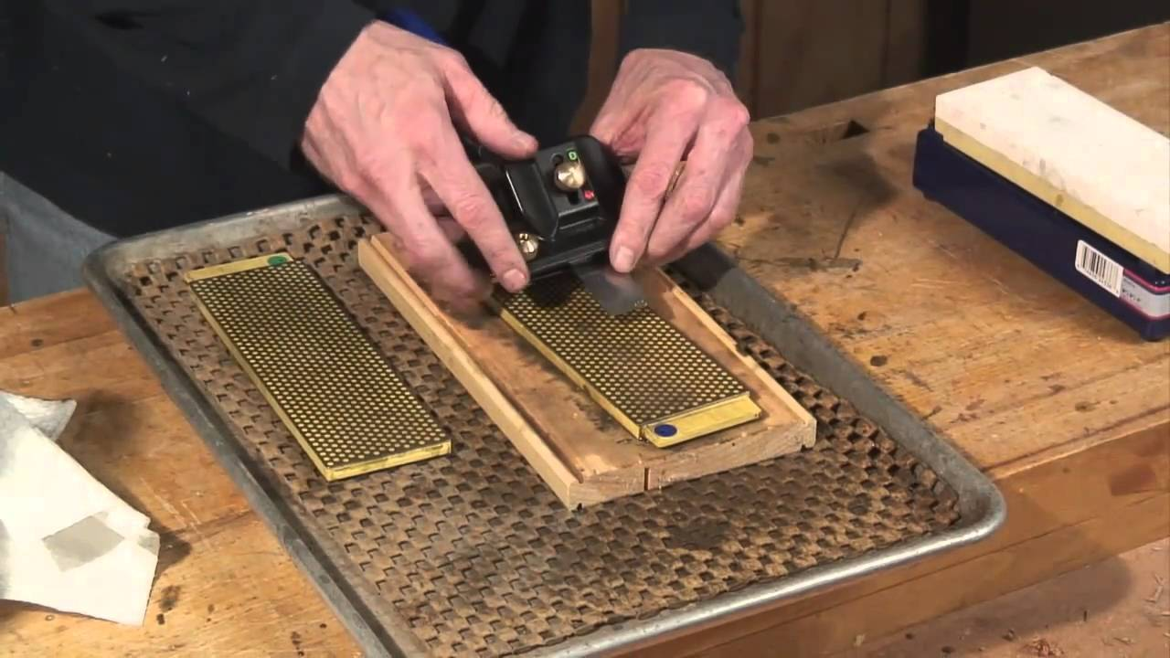 How to Sharpen Hand Planer Blades | The Best Power Toolz