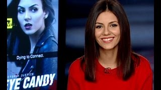 Victoria Justice on Online Dating, Celebrity Crush, Marky Mark & The Super Bowl