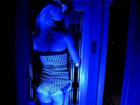 Sexy Erotic Dancer at Night Club