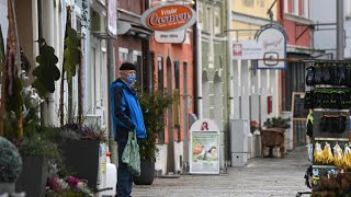 German officials agree on partial lockdown to curb mounting Covid-19 cases