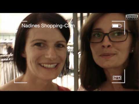 ANTENNE BAYERN Shopping-Traum - Gewinnerin Nadine auf großer Einkaufstour