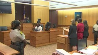 Suspects given life sentences for double murder that killed pregnant woman, fiance
