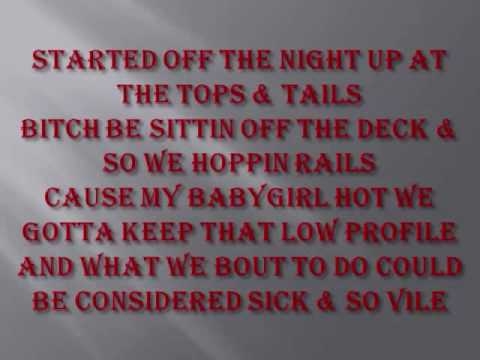 BOONDOX- love of my knife lyrics