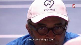 Coupe Davis 2017 : Les coulisses de la victoire des Bleus