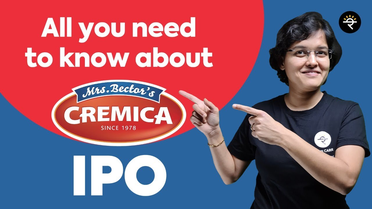 Download Mrs. Bector's IPO Review   All you need to know   CA Rachana Ranade