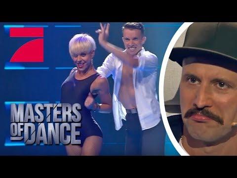 Hot Hotter Albena & Vinzenz 🔥 - Ausstrahlung pur im Paartanz  Masters of Dance  ProSieben