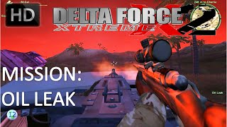 Delta Force Xtreme 2 Walkthrough - Mission 8: Oil Leak HD