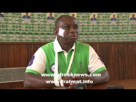 """KKB s'explique """"difficilement"""" le silence de Bédié après son agression par des pro-Ouattara"""