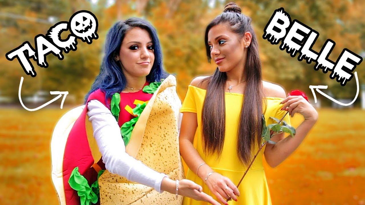 halloween costumes for best friends popsugar love uk halloween costumes for best friends the cutest halloween costumes for your little one image via