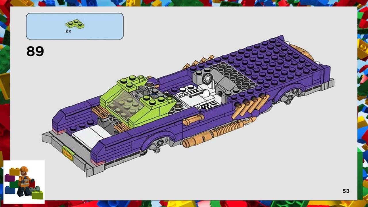 LEGO instructions - The Batman Movie - 70906 - The Joker ...