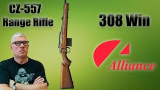Обзор CZ-557 Rang Rifle
