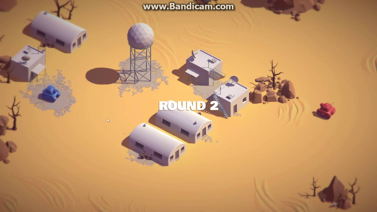 Tanks Multiplayer - Unity (done through tutorials)