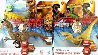 5 Awesome Dinosaurs Jurassic World Velociraptors toys - The Good Dinosaur Ankylosaurus