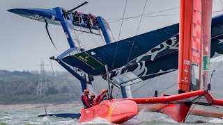 SailGP Round-Up | Cowes, UK