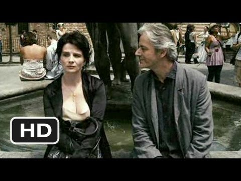 Certified Copy #3 Movie CLIP - Immortalized (2010) HD