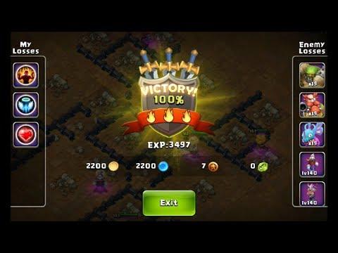 Castle Clash Best Dungeons For XP