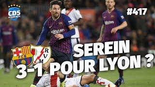 FC Barcelone vs Rayo Vallecano (3-1) LIGA - Débrief / Replay #417 - #CD5