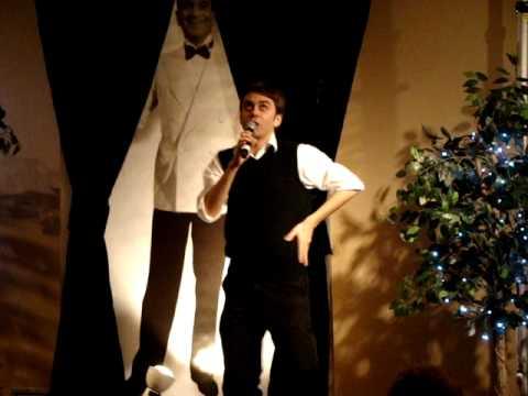 NIGEL DREINER - Robinson Crusoe & That Haunting Melody (Al Jolson Festival - Pheonix, AZ)