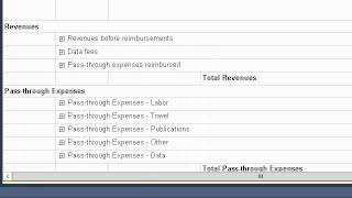 Income Statement - SQL Server Reporting Services - SSRS - 1