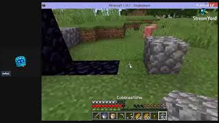 Jugando Minecraft Nether Update / AeRiaL Offtopic  [ESP/ENG]
