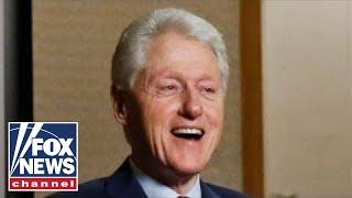 Bill Clinton admits he 'got hot under the collar'