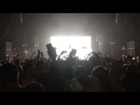The Chainsmokers - Paris (LOUDPVCK Remix) - Live @ The Palladium Worcester MA 2-11-17