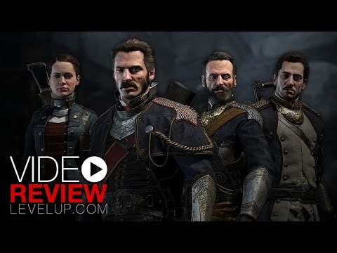 VIDEO REVIEW: The Order: 1886