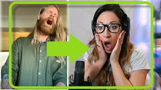 Download lagu Vocal Coach Reacts -Sam Ryder with AMAZING Voice in TikTok COMPILATION