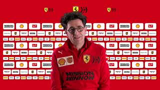 F1 Ferrari SF1000 - Interview with Mattia Binotto