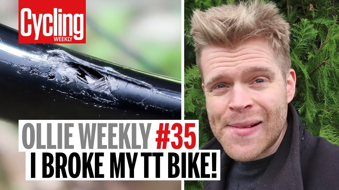 i-broke-my-tt-bike-carbon-bike-repair-ollie-weekly-35-cycling-weekly