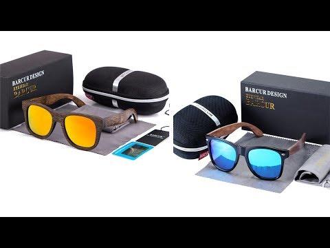 6a02fb6d2 أفضل تشكيله نظارات شمسيه رجالي لماركه BARCUR العالميه