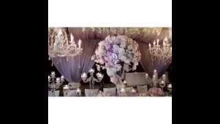 Потрясающе красивый декор свадьбы Анны Хилькевич