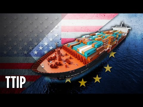 The Fight Over The U.S. and EU's Controversial Trade Deal