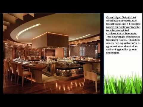 Best hotel to stay grand hyatt dubai best ranked hotels for Dubai hotel ranking
