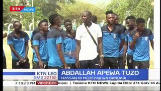 Mchezajia wa Bandari Abdala Hassan ndiye mchezaji bora wa mwezi wa Januari