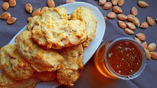 Тыквенное Печенье за 20 минут. Блюда из Тыквы Рецепты