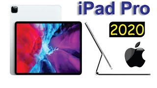 Apple ipad Pro 2020 with Lidar Scanner and Trackpad Keyboard | Specifications #A12ZBionicchip