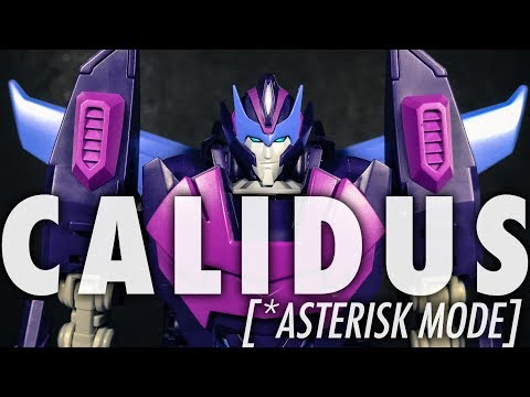 Mastermind Creations CALIDUS *Asterisk Mode (IDW Lost Light HOT ROD) | REVIEW