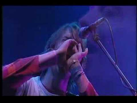Karma Police Live Glastonbury 2003